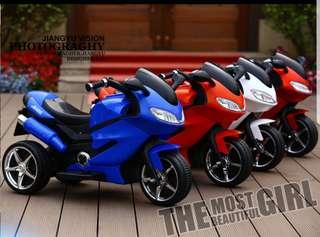 Pre-Order Rechargeable Electric Kids Motorcycle