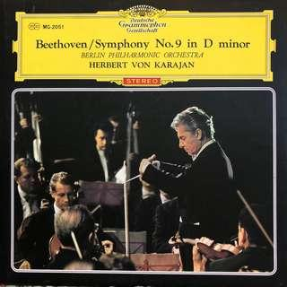 卡拉揚指揮~貝多芬第九號交響曲