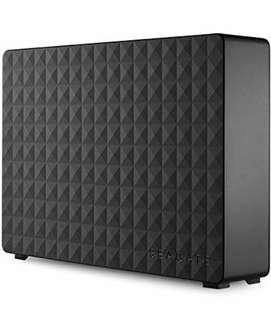 8TB Seagate Expansion Backup Hard Disk