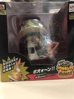 海賊王 One Piece 索柏 Chopper Coins Bank 錢箱