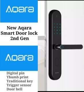 Aqara Door lock thumb print digital (gen 2)
