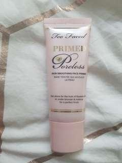 Too faced primer