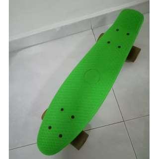 MINI Green Skateboard