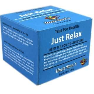 Uncle Ram's Tea For Health 'Just Relax'