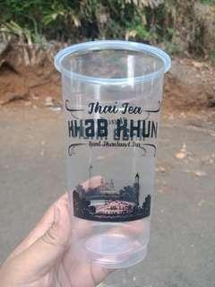 Cetak Sablon Cup Minuman