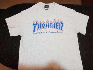 Thrasher Flame Logo T-shirt