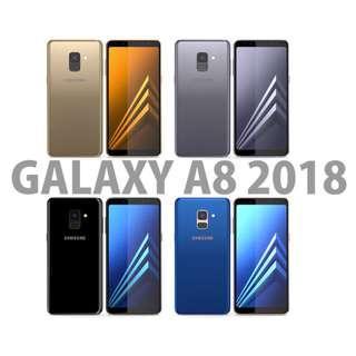 Brand New Samsung Galaxy A8 32GB 2018 Spore Samsung Warranty