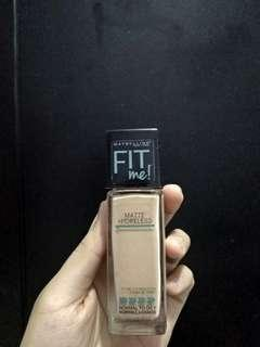 Maybellien Fit Me Foundation