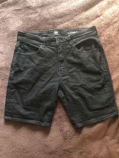 Lee Denim Shorts - Size 32