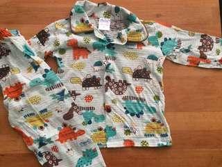 Boy Pyjamas Dinosaur