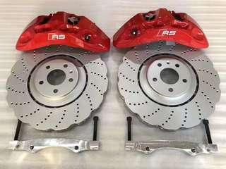 Audi RS Brake Kit (6 Pot) New Model
