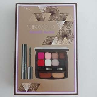 Makeup set - SUNKISSED UK - sunset glow