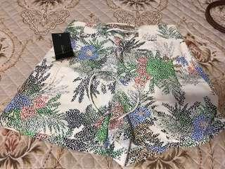 Zara Tropical Shorts