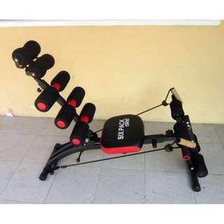 J Toner G Toner Six Pack Care Alat Fitness Sit Up Terbaik