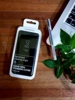 Samsung Clear View Standing Cover