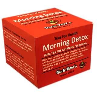 Uncle Ram's Tea For Health 'Morning Detox'