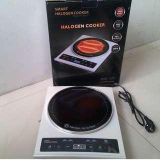 Kompor Listrik Halogen Cooker 1 Tungku Masak Lebih Aman