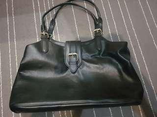 Black Villager Bag