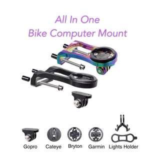 Bike Computer Mount