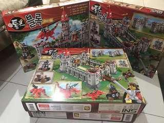 Oxford Tongkeun Block Lego