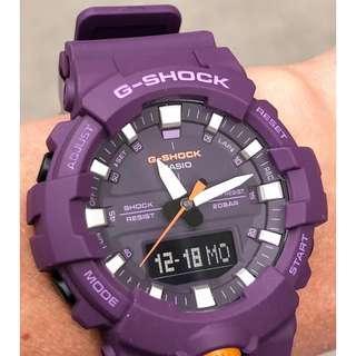 GSHOCK MODEL: Ga800