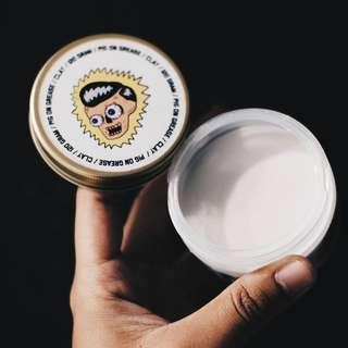 POGS Pig on grease clay dan pomade (not murrays, suavecito, uppercut, chief)
