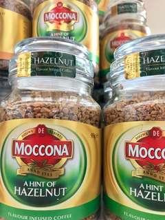 Moccona Hazelnut Flavour Infused Coffee 95 g