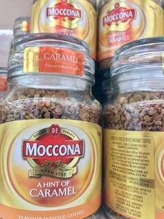 Moccona Caramel Flavour Infused Coffee 95 g