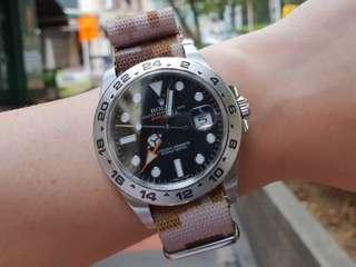 LNIB Rolex Explorer 2 216570