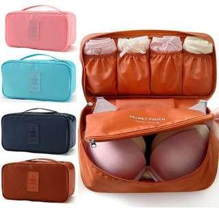 MONOPOLY Travel Underwear Pouch Bra Bag Ver.2 B3402