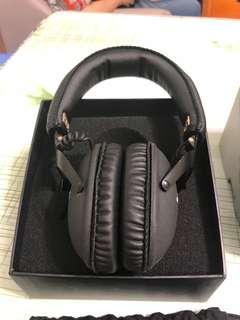 Marshall Monitor Headphone 95% New,小用,有盒 原裝線可聽電