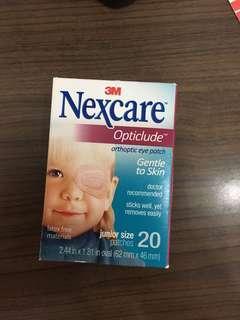 3M Nescare orthoptic eye patch