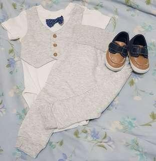 H&M Baby Terno