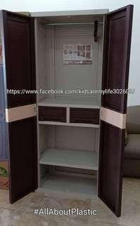 Jolly Legacy Closet Cabinet