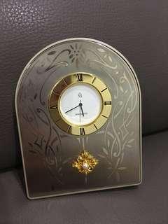 💯Authentic mikimoto pearl clocks