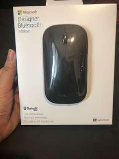 Sleek Microsoft Wireless Mouse