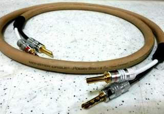 Monster Center Speaker Cable