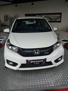 PROMO All New Brio RS CVT