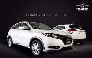 Honda Vezel Hybrid 1.5 X (A)