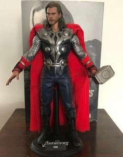 Thor Avengers Hot Toys