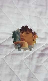 [WTS] WANNA ONE IPU Minhyun Tazo Card