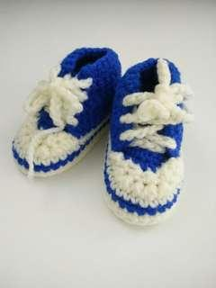 Knitted shoes #BFkids