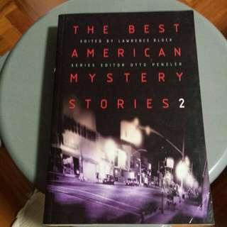 The Best American Mystery Stories 2