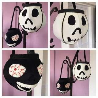 🎃 👻 2Rare Halloween Skull 💀 Bone Skeleton Evil Gothic Bloody Eyes Head Zomboni Plants Vs Zombies Papercraft  3 Halloween Costume tattoo Pumpkin