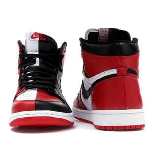 e62ed9a9e26334 Jordan 1 Retro High Homage To Home (Non-numbered)