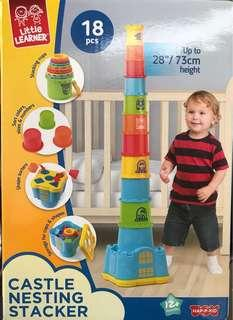 Castle Stacker