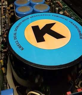 Specialist in High-End amplifier servicing and repair