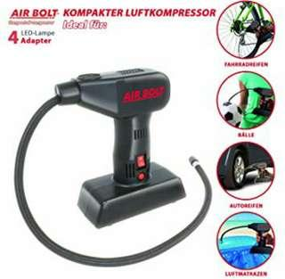 Air Bolt Compressor