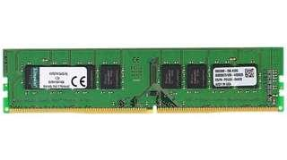 Kingston DDR4 2133Mhz Value Ram 8GB