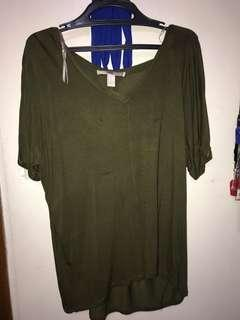 Forever 21 Loose Tee